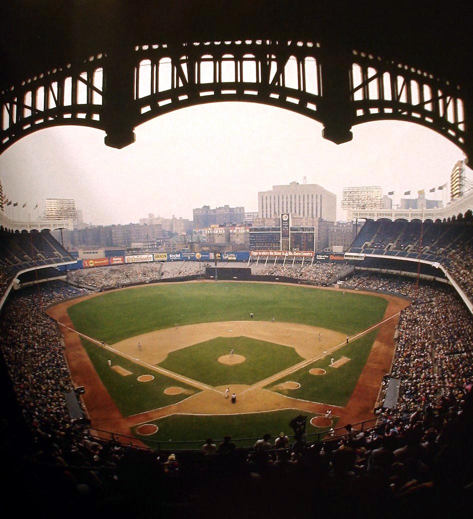 Original News Articles on Stadium Opening: New York Times . Babe Ruth Yankees
